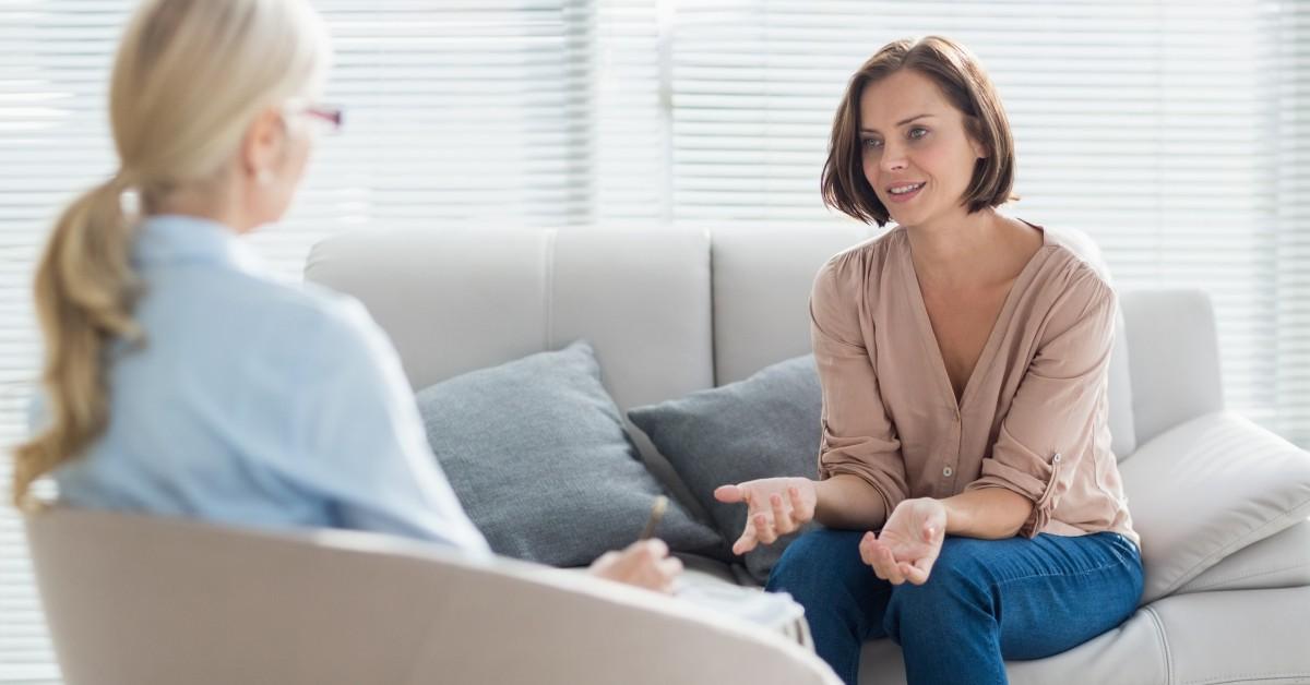 psihoterapie- sedinta