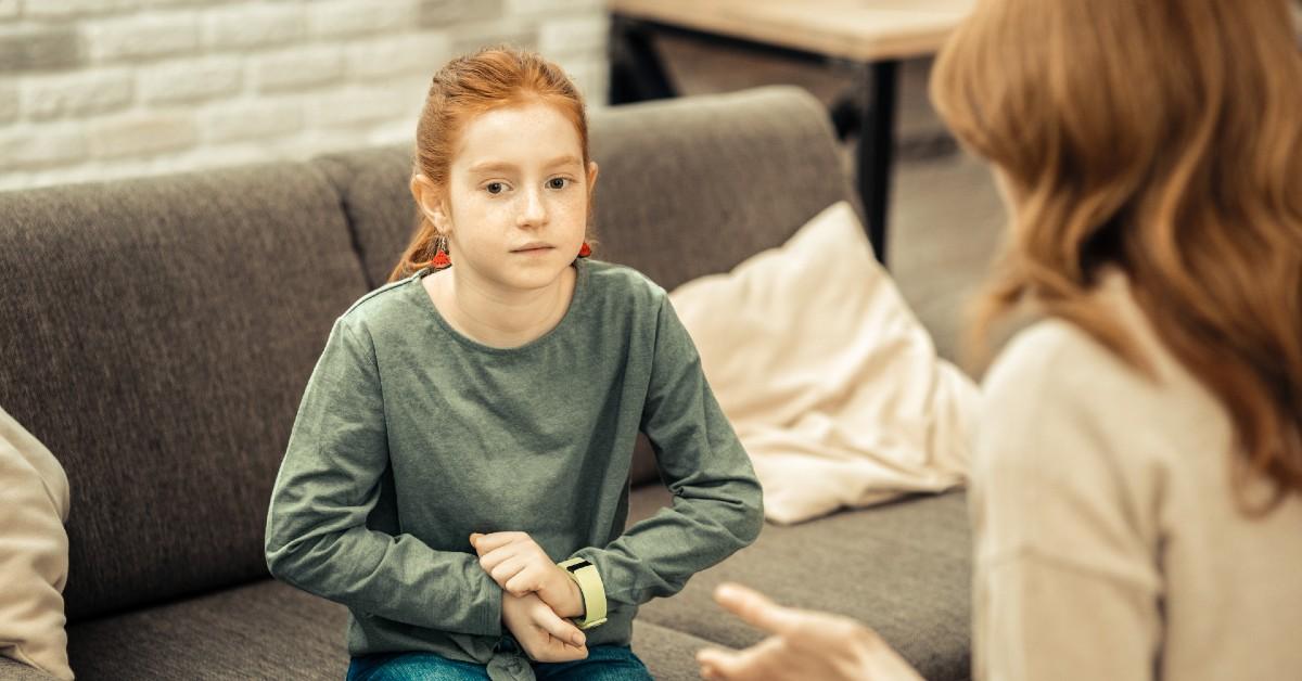 semne de anxietate la copii